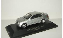 Мерседес Бенц Mercedes Benz C Class W203 Avantgarde 2002 Schuco 1:43, масштабная модель, Mercedes-Benz, scale43