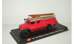 Магирус Magirus Deutz S 3000 SLG 1941 Пожарный IXO Altaya 1:64, масштабная модель, Magirus-Deutz, scale64