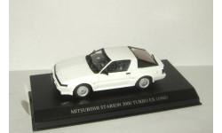 Мицубиси Mitsubishi Starion 2000 Turbo EX 1988 DISM 1:43, масштабная модель, 1/43