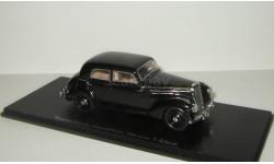 Мерседес Бенц Mercedes Benz Typ W187 1939 Черный Spark 1:43 Автомобиль Штирлица из к/ф 17 'Мгновений Весны', масштабная модель, Mercedes-Benz, scale43