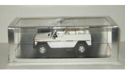 Мерседес Бенц Mercedes Benz (Steyr Daimler Puch) 230 GE W460 4x4 Papamobil 1982 Spark 1:43 S1007 Раритет, масштабная модель, Mercedes-Benz, scale43