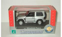 Мицубиси Mitsubishi Pajero Evolution 4x4 1999 (Открываются двери) Cararama Hongwell 1:43 Ранний, масштабная модель, 1/43, Bauer/Cararama/Hongwell