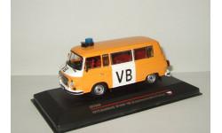 Баркас Barkas B1000 Verejna Bezpecnost VB Czech Police 1975 IST 1:43 IST049, масштабная модель, IST Models, scale43