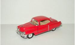 Кадиллак Cadillac Series 62 1953 Kinsmart 1:43, масштабная модель, scale43
