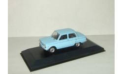 Заз 966 Запорожец 1967 1967 СССР IXO IST 1:43, масштабная модель, 1/43, Автолегенды СССР журнал от DeAgostini