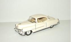 Кадиллак Cadillac Series 62 1953 Белый Kinsmart 1:43, масштабная модель, scale43
