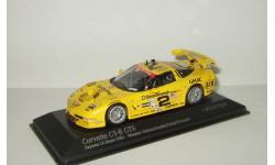 Chevrolet Corvette C5R Winner Daytona 2001 Minichamps 1:43 AC4 011402, масштабная модель, scale43