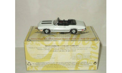 Олдсмобиль Oldsmobile 442 Convertible 1970 Dinky Matchbox 1:43
