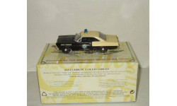 Форд Ford Fairlane Florida Highway Patrol Police 1966 Dinky Matchbox 1:43