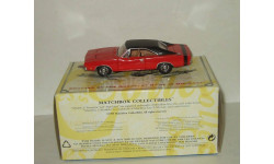 Додж Dodge Charger 1969 Dinky Matchbox 1:43