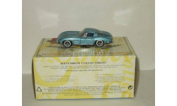 Шевроле Chevrolet Corvette Stingray 1963 Dinky Matchbox 1:43
