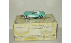 Шевроле Chevrolet Corvette 1957 Dinky Matchbox 1:43, масштабная модель, 1/43