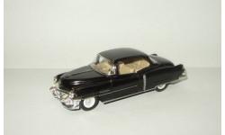 Кадиллак Cadillac Series 62 1953 Черный Kinsmart 1:43, масштабная модель, 1/43