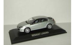Рено Renault Laguna GT Berline 2008 Norev 1:43 517748, масштабная модель, 1/43