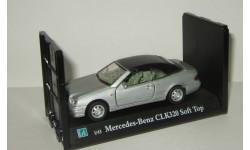 Мерседес Бенц Mercedes Benz Benz CLK 320 C208 2001 Hongwell Cararama 1:43 Ранний (Открываются двери), масштабная модель, Bauer/Cararama/Hongwell, Mercedes-Benz, scale43