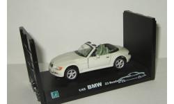 БМВ BMW Z3 1997 Cararama Hongwell 1:43 Ранний Открываются двери, масштабная модель, 1/43, Bauer/Cararama/Hongwell
