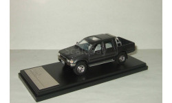 Тойота Toyota Hilux 4WD Pick Up Truck SSR-X 1992 Пикап Серый Hi Story 1:43
