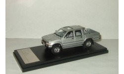 Тойота Toyota Hilux 4WD Pick Up Truck SSR-X 1992 Пикап Серебристый Hi Story 1:43