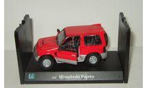 Мицубиси Mitsubishi Pajero Evolution 4x4 1999 Cararama Hongwell 1:43 Ранний Открываются двери, масштабная модель, Bauer/Cararama/Hongwell, scale43