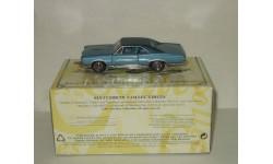 Понтиак Pontiac GTO 1967 Dinky Matchbox 1:43, масштабная модель, 1/43