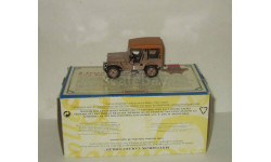 Джип Виллис Jeep Willys CJ2A 1945 Dinky Matchbox 1:43