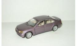 БМВ BMW 745 i E65 2002 (Открываются двери) Сиреневый Hongwell Cararama 1:43 Ранний, масштабная модель, 1/43, Bauer/Cararama/Hongwell