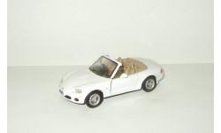 Мазда Mazda MX 5 Roadster 1990 (Открываются двери) Hongwell Cararama 1:43 Ранний, масштабная модель, 1/43, Bauer/Cararama/Hongwell