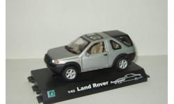 Land Rover Freelander 4x4 1998 Cararama Hongwell 1:43 Ранний Открываются двери, масштабная модель, Bauer/Cararama/Hongwell, scale43