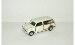 Мини Mini Van Фургон 1969 Открываются двери Hongwell Cararama Ранний выпуск 1:43, масштабная модель, 1/43, Bauer/Cararama/Hongwell