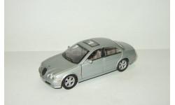 Ягуар Jaguar S type 2000 Открываются двери Hongwell Cararama 1:43 Ранний выпуск, масштабная модель, 1/43, Bauer/Cararama/Hongwell