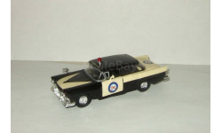 Форд Ford Fairlane 1957 Florida Highway Patrol Police Полиция Road Champs 1:43, масштабная модель, 1/43