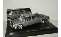лимузин Мерседес Бенц Mercedes Benz 600 Landaulet 1965 Vitesse 1:43 0089 Limit 1824, масштабная модель, Autoart, Mercedes-Benz, scale43