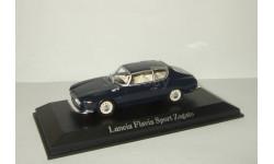 Lancia Flavia Sport Zagato 1962 Norev 1:43 785116, масштабная модель, 1/43