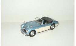 Austin Healey 100 / 6 1956 Cararama Hongwell 1:43, масштабная модель, Bauer/Cararama/Hongwell, scale43