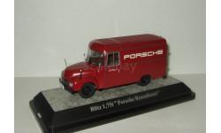 Опель Opel Blitz 1,75 t Porsche Renndienst 1952 Premium Classixxs 1:43 11601, масштабная модель, scale43