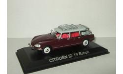 Ситроен Citroen ID 19 Break 1968 Norev 1:43 155057, масштабная модель, 1/43, Citroën
