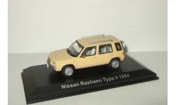 Ниссан Nissan Rasheen Type II 1994 Norev 1:43 420160, масштабная модель, 1/43