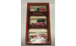 Набор 3 модели - Rolls Royce + Thomas Flyabout Lesney 1909 + Ford Model T Models of Yesterday Matchbox 1:43, масштабная модель, Rolls-Royce, scale43