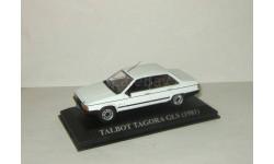 Симка Тальбо SIMCA TALBOT Tagora GLS 1981 Испания Altaya 1:43, масштабная модель, 1/43