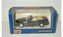 Мерседес Бенц Mercedes Benz 500 SL Cabrio W129 1989 Maisto 1:40, масштабная модель, Maisto-Swarovski, Mercedes-Benz, scale43