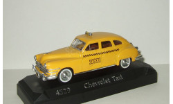 Крайслер Chrysler Windsor Такси Taxi USA 1946 Solido 1:43 4529, масштабная модель, scale43
