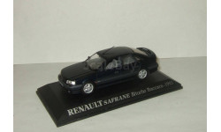 Рено Renault Safrane Biturbo Baccara 1993 Altaya 1:43, масштабная модель, 1/43