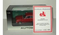 Холден Holden HK Monaro GTS327 Autoart 1:43 53424