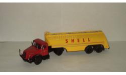 HENSCHEL HS 140 S TANKSATTELZUG 1954 SHELL Minichamps 1:43 499171970, масштабная модель, 1/43