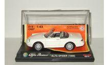 Альфа Ромео Alfa Romeo Spider 1989 New Ray 1:43 48579 Ранний, масштабная модель, 1/43