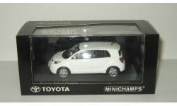 Тойота Toyota Urban Cruiser 2009 Minichamps 1:43 400166960, масштабная модель, 1/43