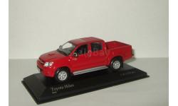 Тойота Toyota Hilux 2007 4х4 Пикап Minichamps 1:43 400166660, масштабная модель, 1/43