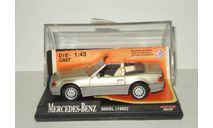 Мерседес Бенц Mercedes Benz 600 SL W129 1992 New Ray 1:43 48439 Ранний, масштабная модель, Mercedes-Benz, scale43