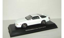 Тойота Toyota Supra 2.5 Twin Turbo R Kyosho 1:43, масштабная модель, 1/43