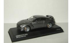 Ниссан Nissan GT-R R35 2008 Kyosho 1:43, масштабная модель, 1/43